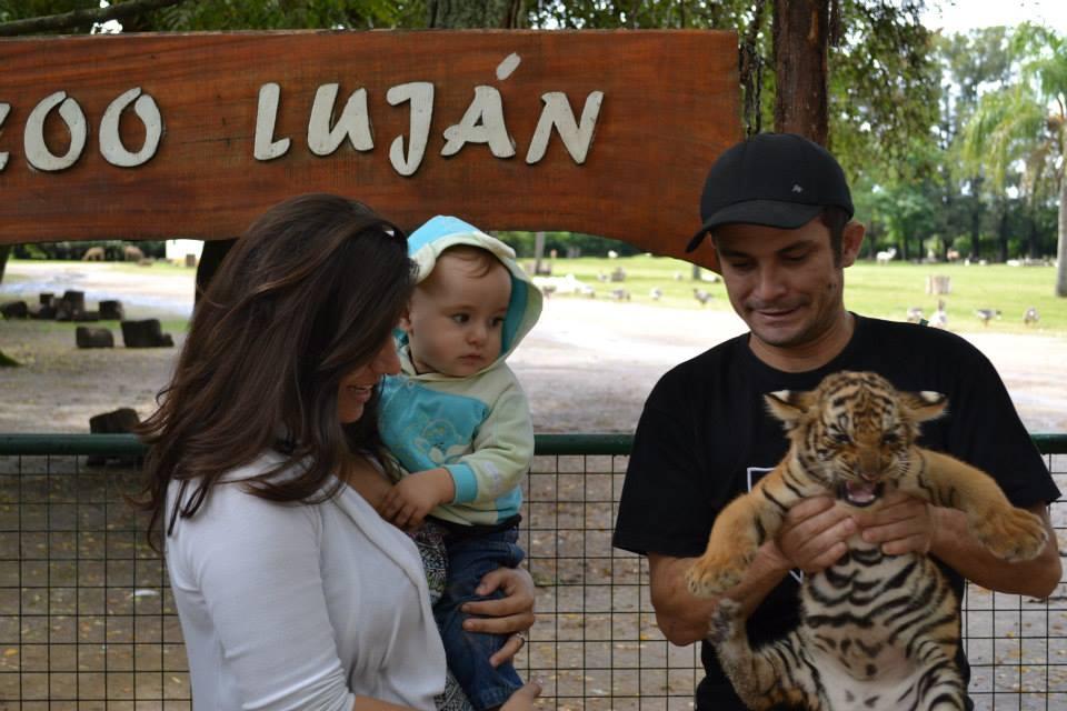 zoológico de luján