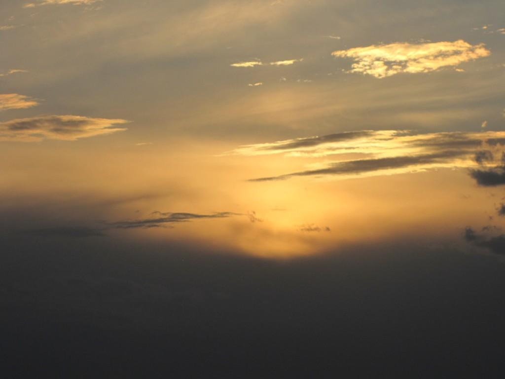 Milton Jung Pôr-do-sol em Colonia del Sacramento