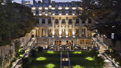 Hotéis_Românticos_em_buenos_Aires_Palácio_Duhau_de_frente