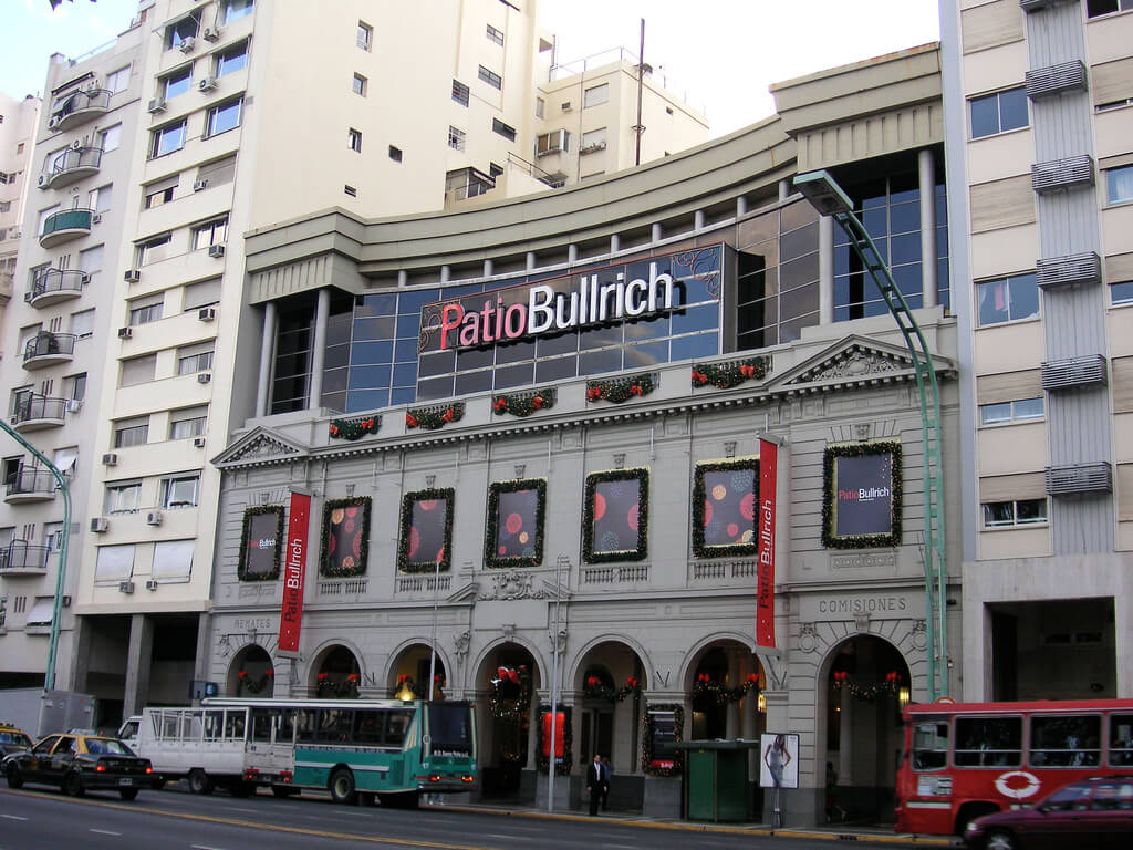 Shoppings de Buenos Aires_Patio_Bullrich_Beatrice_Murch