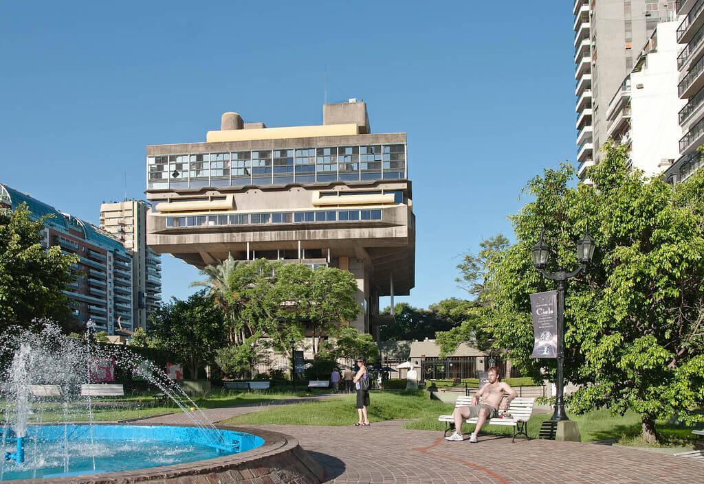 Biblioteca Nacional O que vestir em Buenos Aires no verão