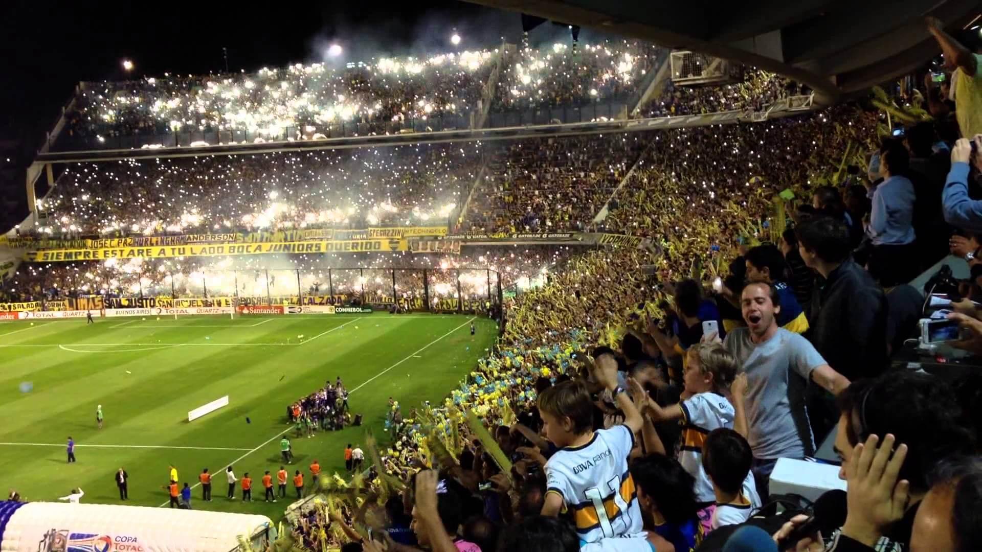 Esportes famosos na argentina listamos 6 for Puerta 2 cancha de boca