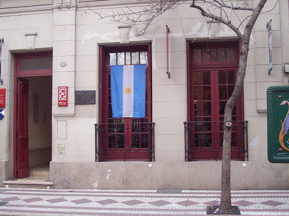 Carlos_Gardel_Museu_Fachada_De Solana Malacco