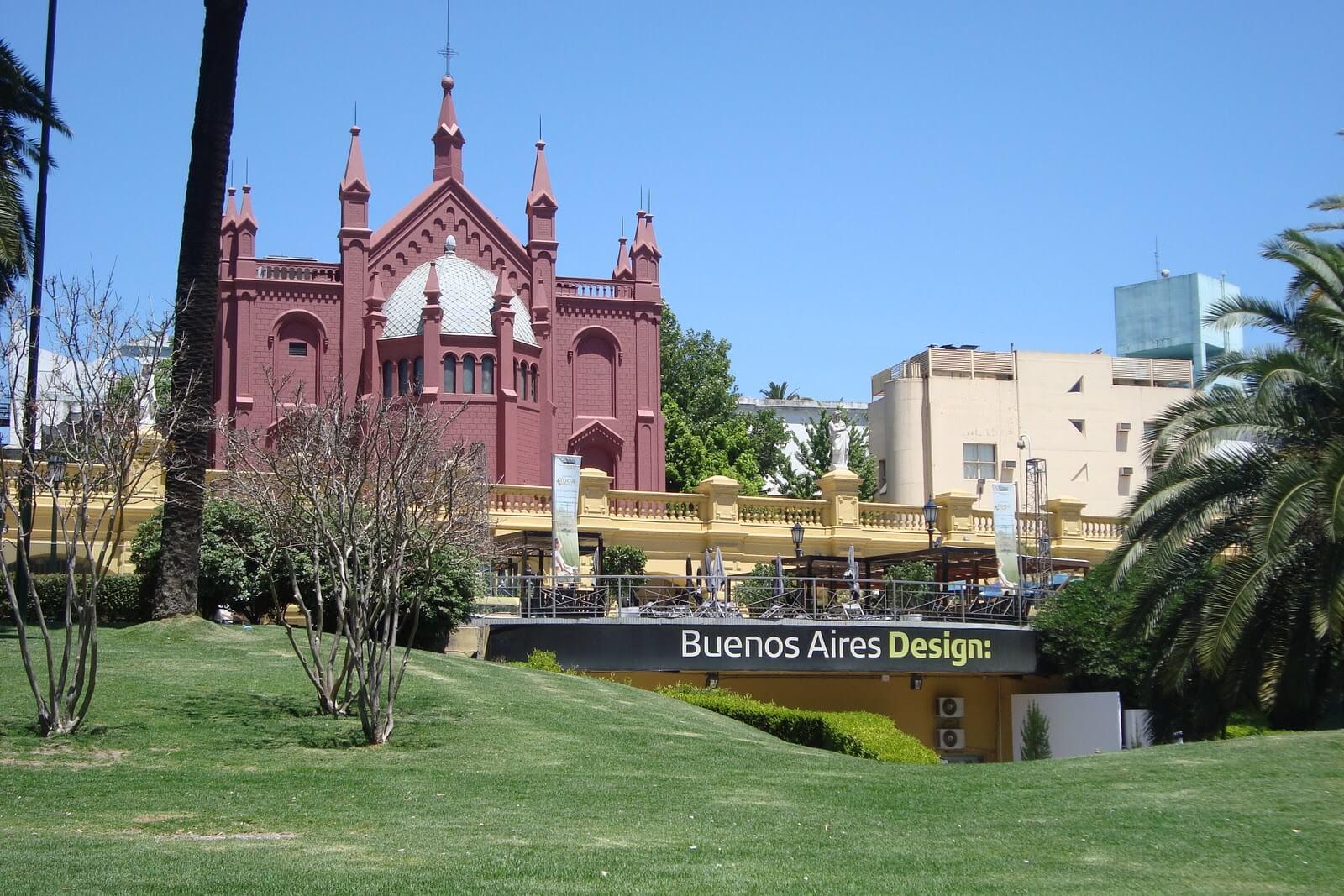 Onde se hospedar em recoleta os melhores hot is for Hotel tre design buenos aires