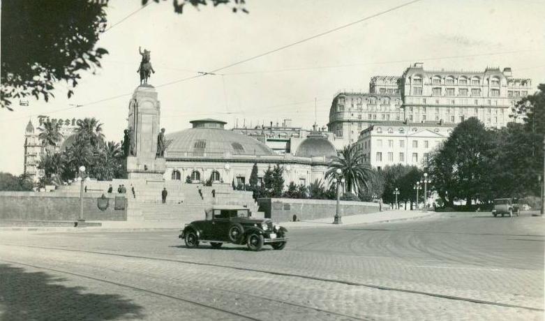 palais de glace, 1930