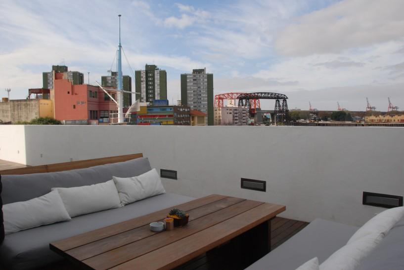 restaurantes com varanda proa Buenos Aires em dezembro