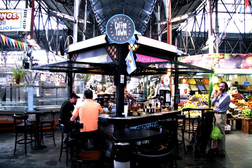 cafes em san telmo coffee town