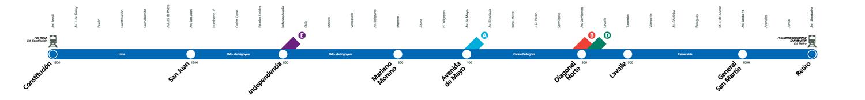 metrô_em_Buenos_Aires_linha_C_sola