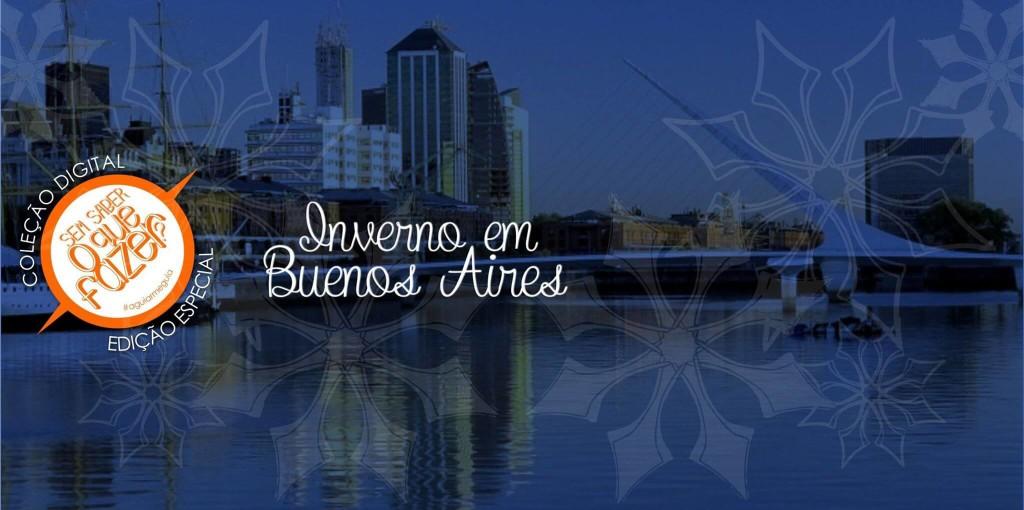 GUIAS BUENOS AIRES: e-book inverno