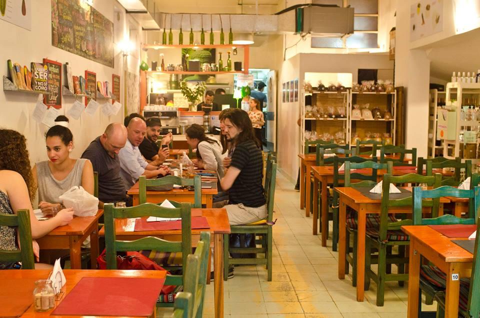 restaurantes vegetarianos em buenos aires Buenos aires verde