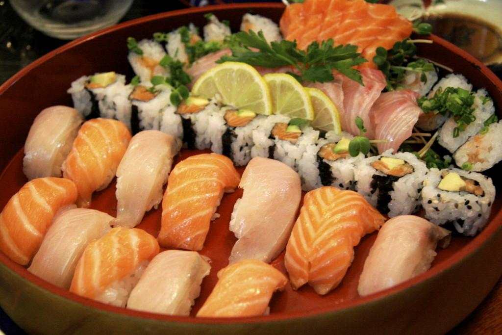 sushi em buenos aires comedor nikkai