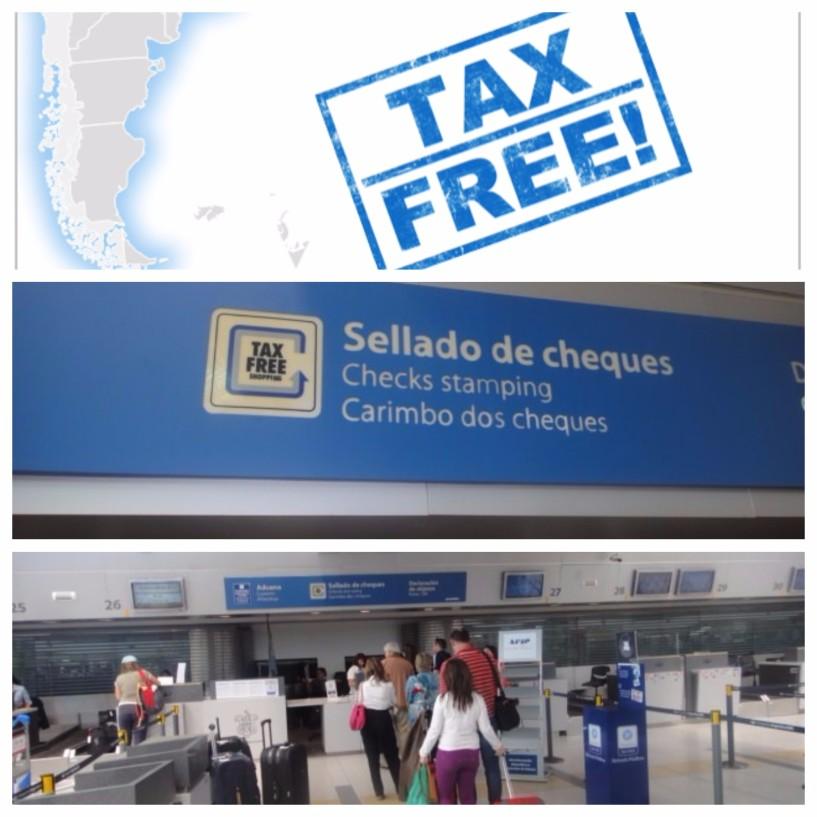 couro em Buenos Aires tax Free