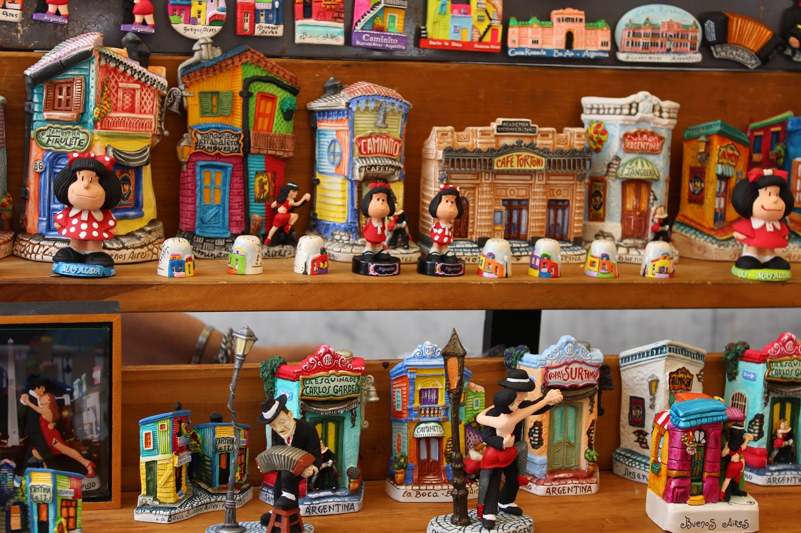 Onde comprar lembrancinha em Buenos Aires – Aguiar Buenos Aires c2310d9768d43