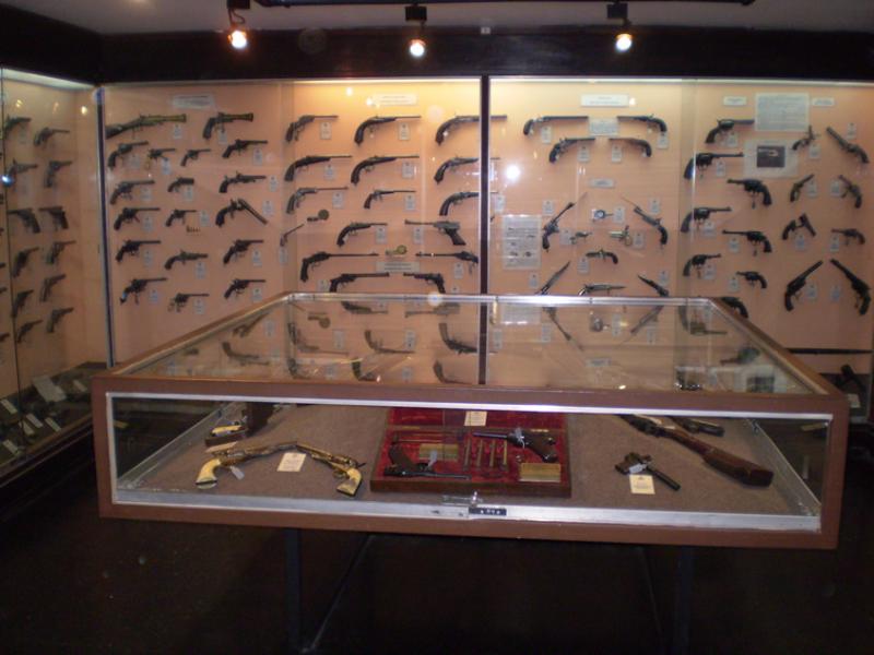 Museu de Armas em Buenos Aires_Guemes