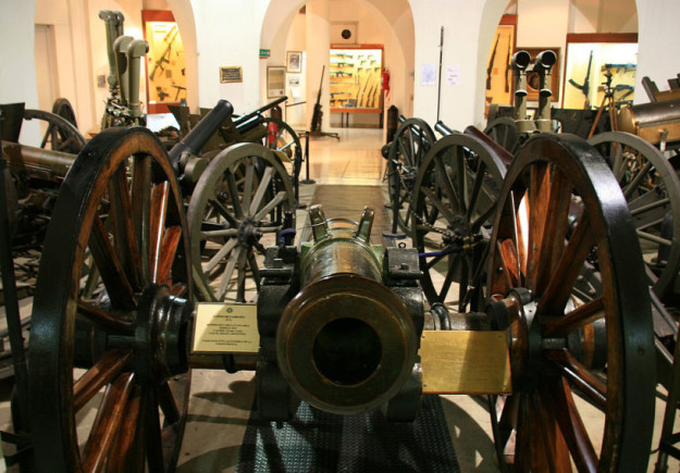 Museu de Armas em Buenos Aires_destaque