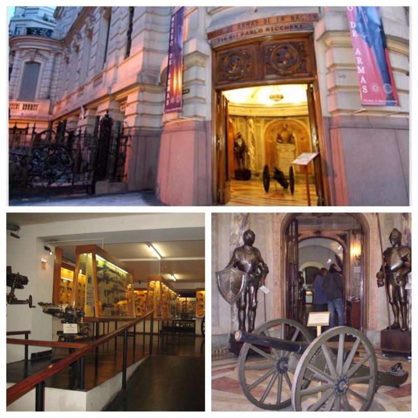 Museu de Armas em Buenos Aires_montagem