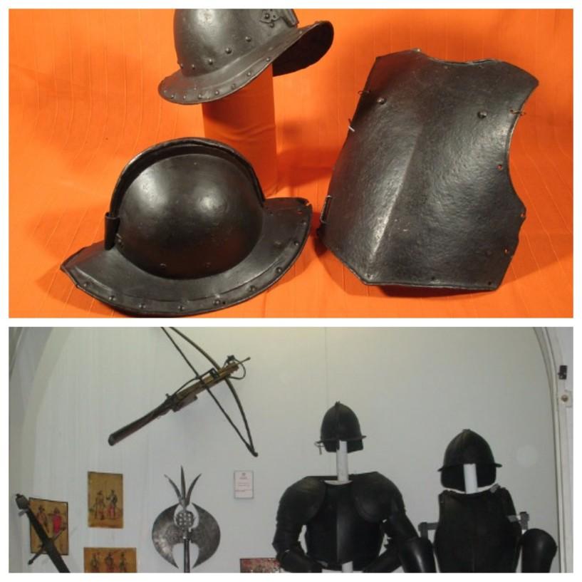 Museu de Armas em Buenos Aires_montagem_Juan de Garay
