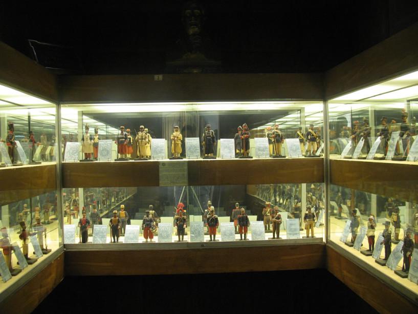 Museu de Armas em Buenos Aires_uniformes_militares