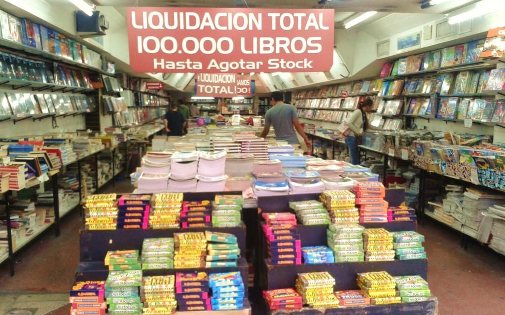 O que fazer na Avenida Corrientes _ Livraria