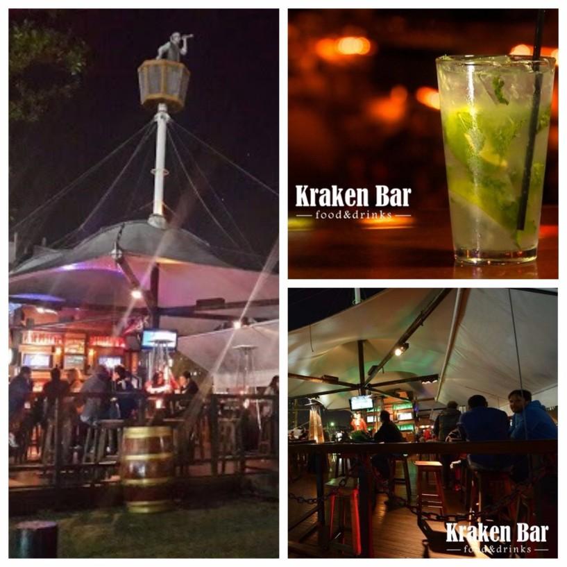 bares em Puerto Madero_Kraken Bar