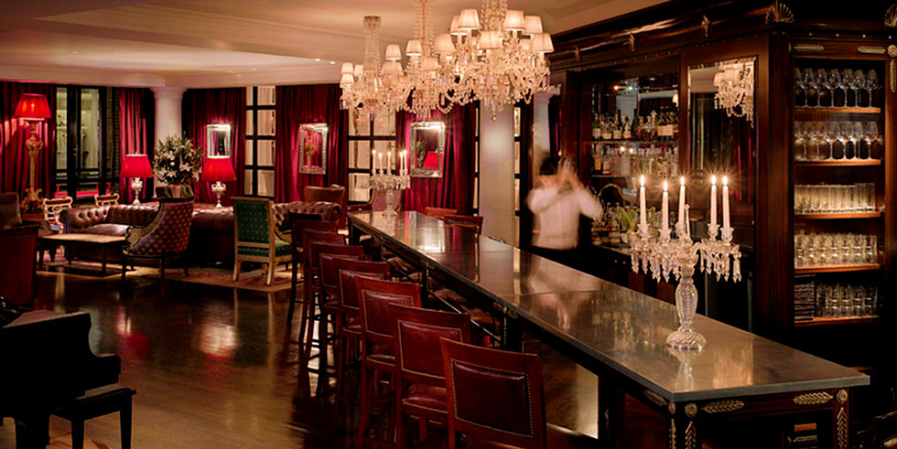 bares em Puerto Madero_The Library Loung_01