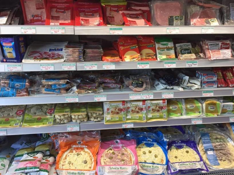 BUENOS AIRES PARA CELIACOS rojas supermercado