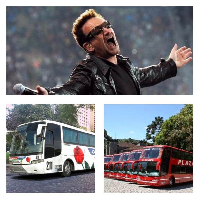 U2 em Buenos Aires_ir a la plata