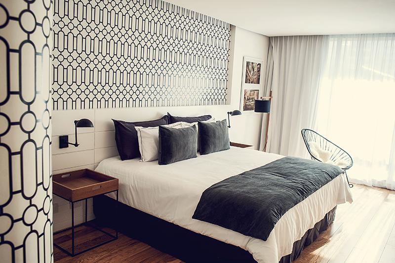 hotel em Palermo_Casa Sur_quarto