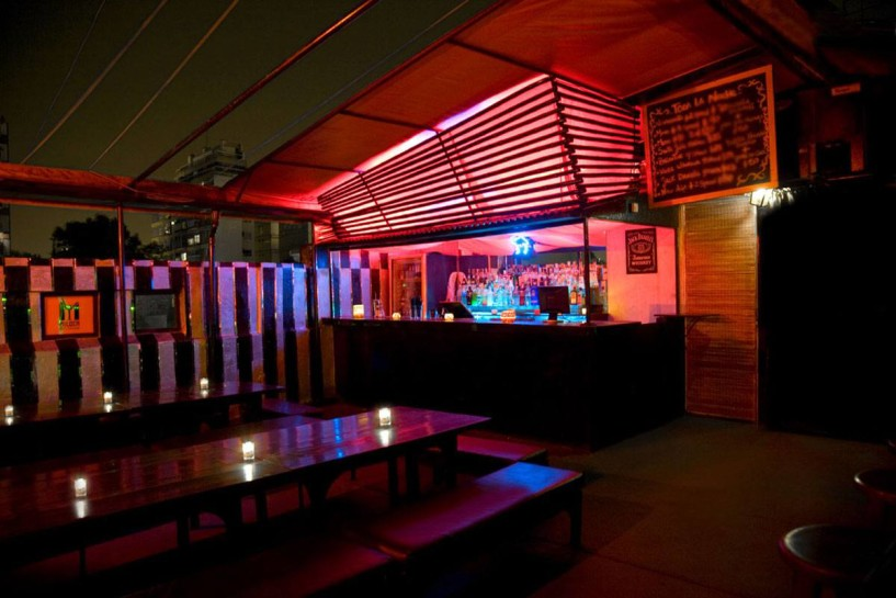 rooftop em Buenos Aires_Miloca Bar