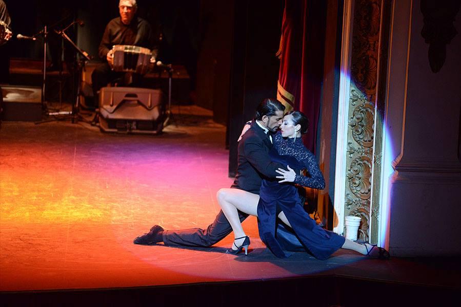 Show de Tango no Natal