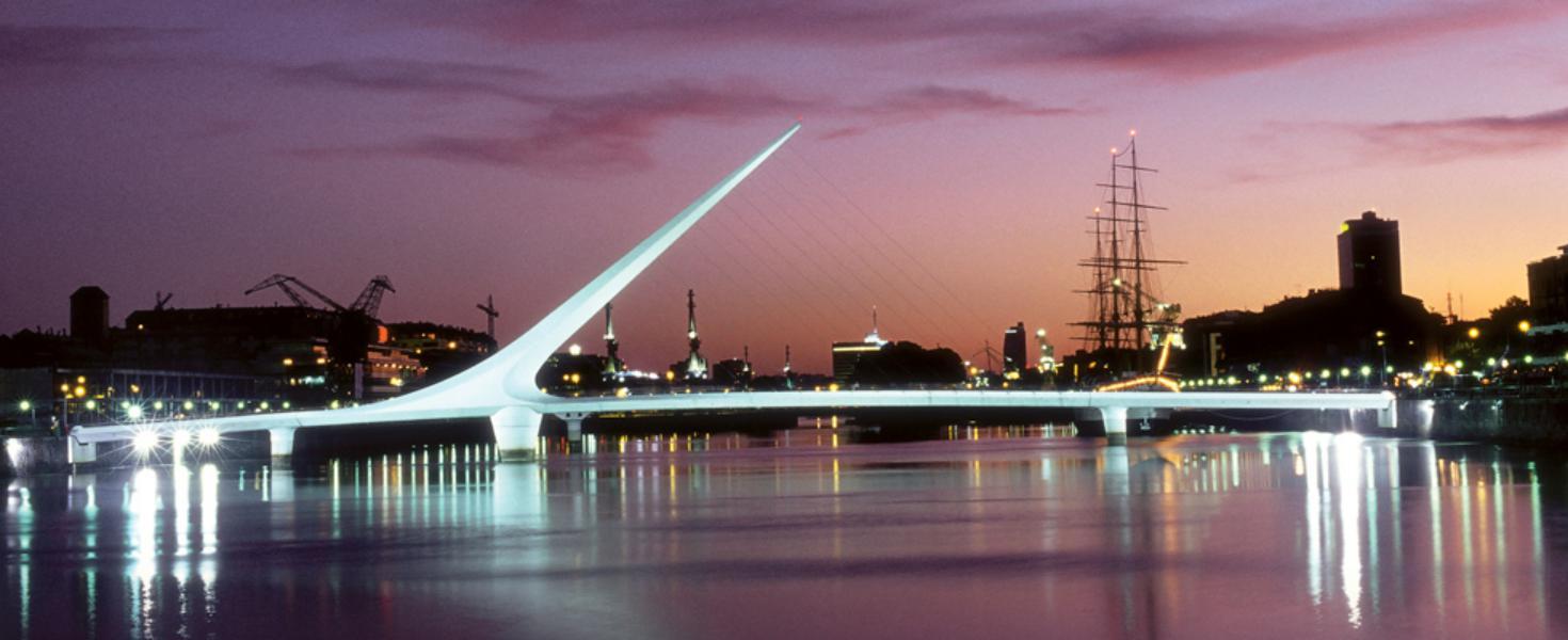 Réveillon em Buenos Aires puerto madero