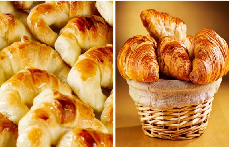 Medialuna versus croissant