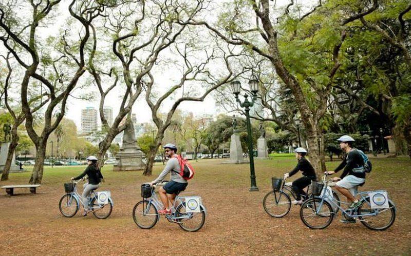 Bicicleta gratuita