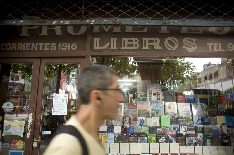 livraria -el-prometeo