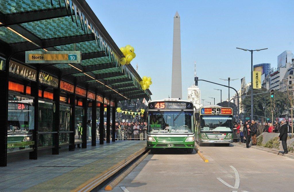 greve geral na Argentina