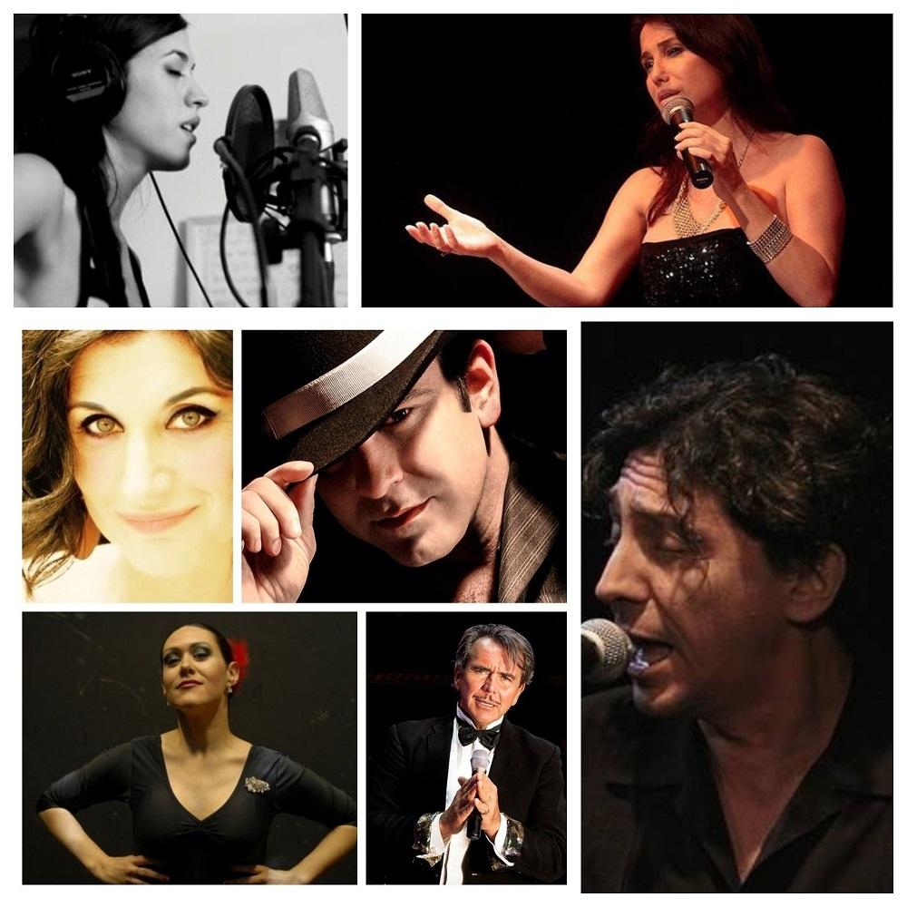 Cantores de tango de Buenos Aires e suas vozes inesquecíveis