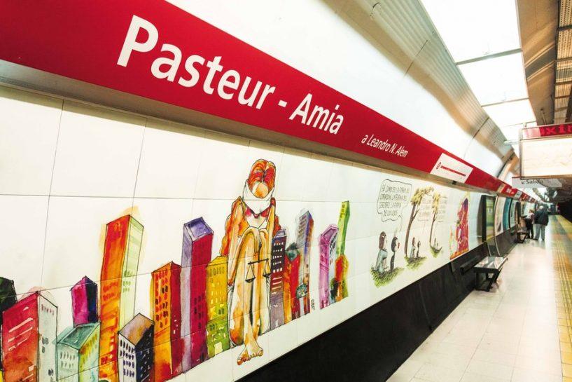 metrô-de-Buenos-Aires-B-Pasteur-Amia-02