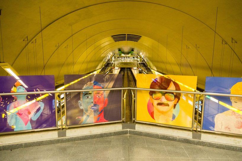 metrô-de-Buenos-Aires-H-santa-fe-carlos-jauregui-daniel-arzola