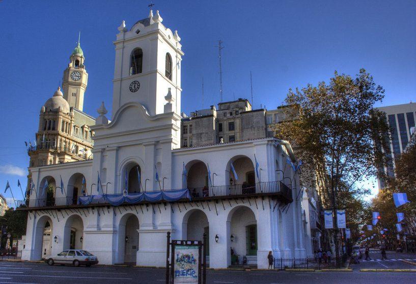 arquitetura-de-Buenos-Aires-Cabildo