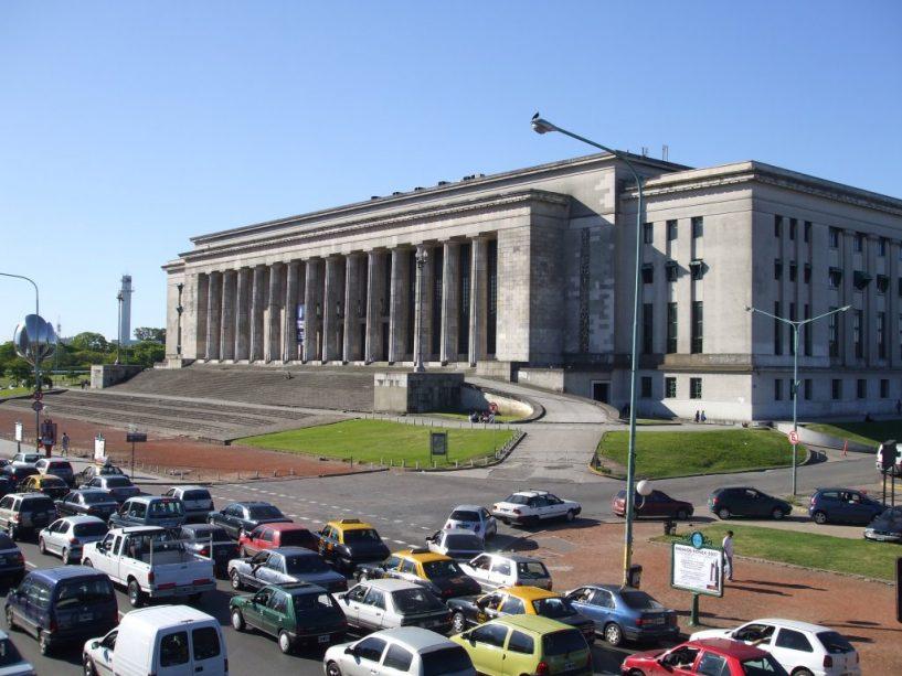 prédios-arquitetônicos-de-Buenos-Aires-Faculdade-de-Direito
