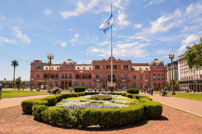 casa rosada a história argentina vista de perto