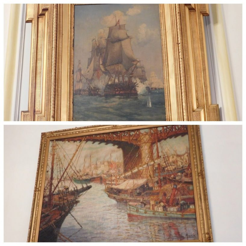 Centro-Naval-pinacoteca-montagem