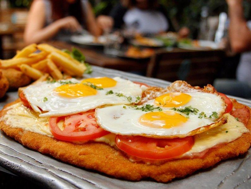 Melhor comida de Buenos Aires