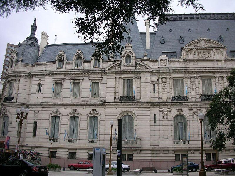 palácios de Buenos Aires