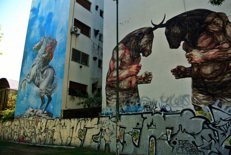 grafite em buenos aires