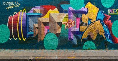 grafite em Palermo
