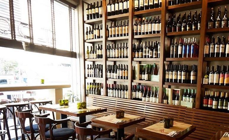 degustação de vinhos premium em palermo