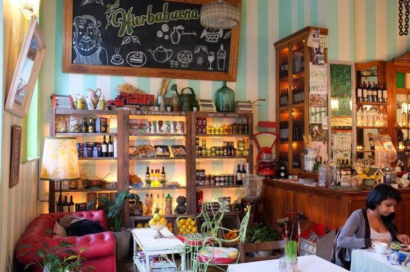 restaurante fit em Buenos Aires