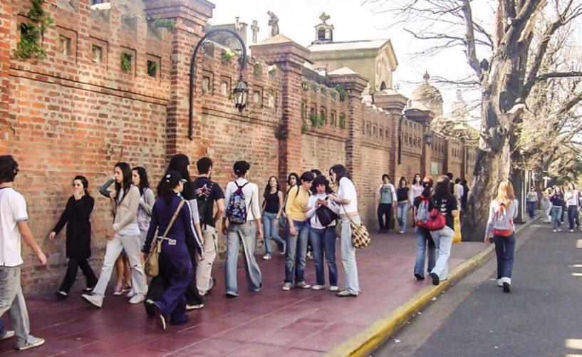 tours-gratuitos-em-Buenos-Aires-cemitério-recoleta