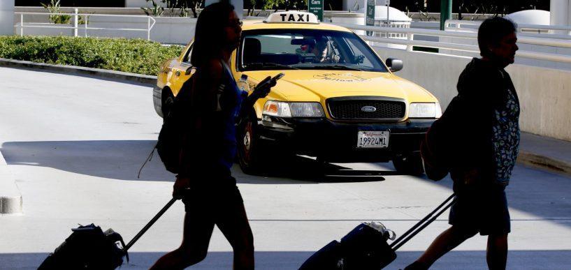é seguro andar de táxi em Buenos Aires-ezeiza